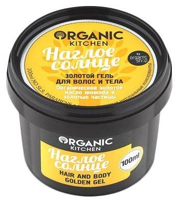 Organic Shop Organic Kitchen Золотой гель для волос