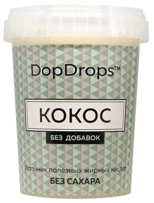 DopDrops Паста ореховая Кокос без добавок