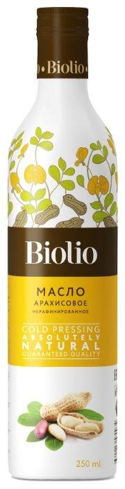 Biolio Масло арахисовое