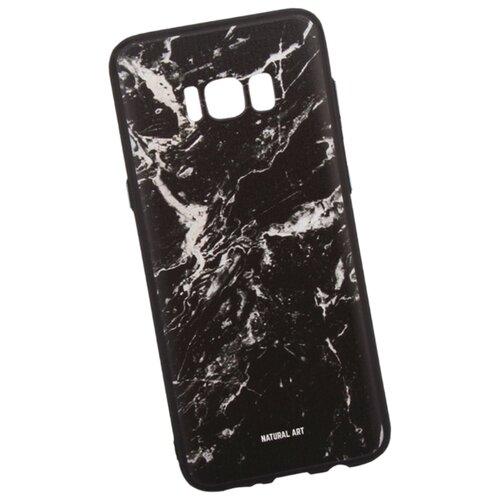 Чехол WK WK06 для Samsung Galaxy S8 Plus черный мрамор