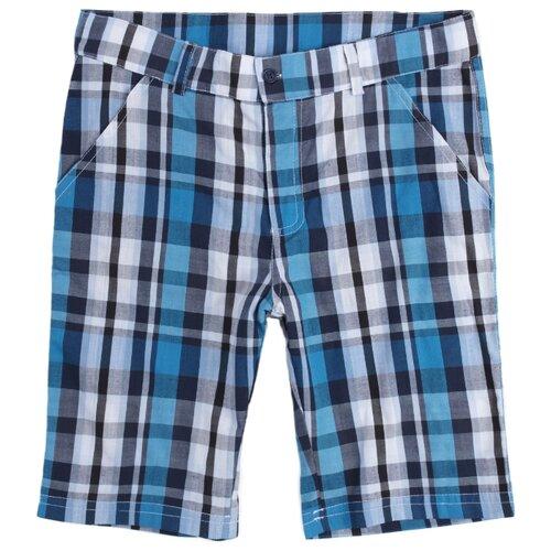 Шорты playToday размер 116, синий шорты playtoday размер 116