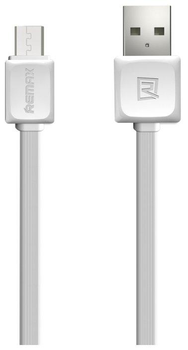 Кабель Remax Fast USB - microUSB (RC-008m) 1 м