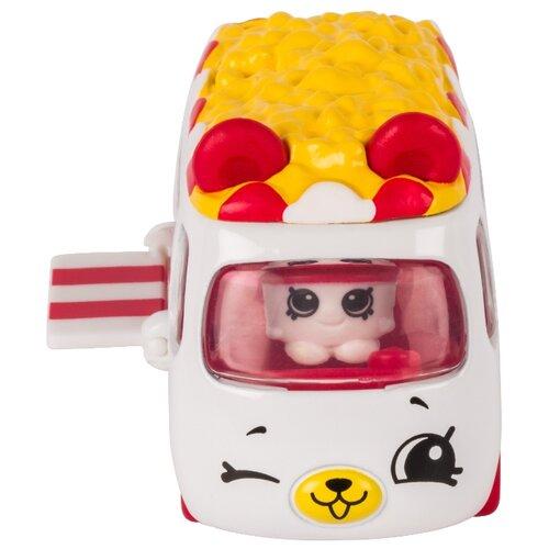 Игровой набор Moose Cutie Car с фигуркой Shopkins Popcorn Moviegoer 56594Игровые наборы и фигурки<br>