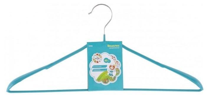 Вешалка Elfe Для верхней одежды с прорезиненным