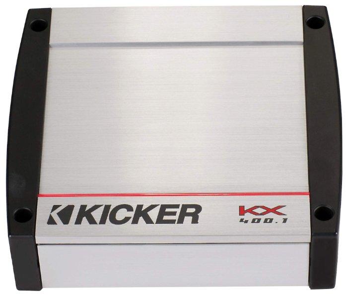 Автомобильный усилитель Kicker KX400.1