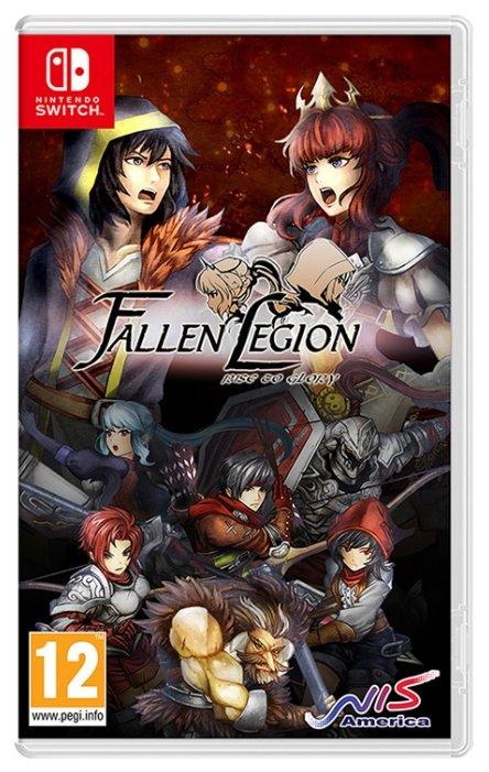 NIS America Fallen Legion: Rise to Glory