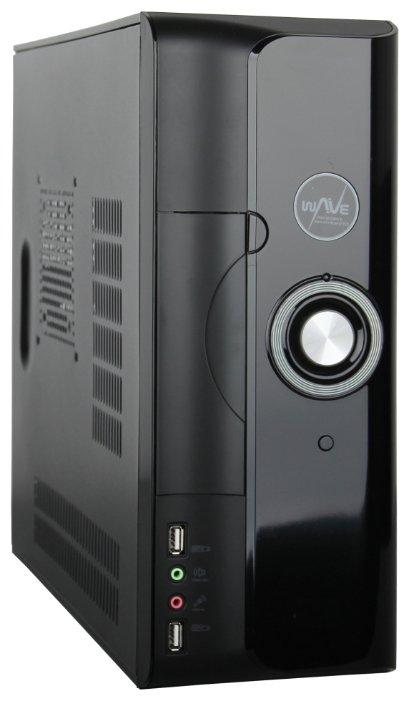 3Cott Компьютерный корпус 3Cott S10 III 400W Black
