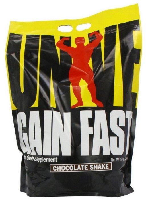 Гейнер Universal Nutrition Gain Fast 3100 (4.53 кг)