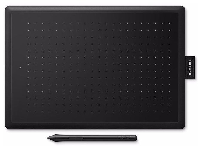 Графический планшет WACOM One Medium (CTL-672-N)
