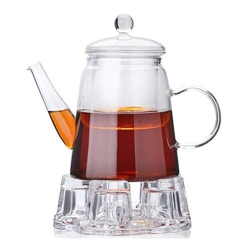MAYER & BOCH Заварочный чайник 27600 800 мл прозрачныйЗаварочные чайники<br>