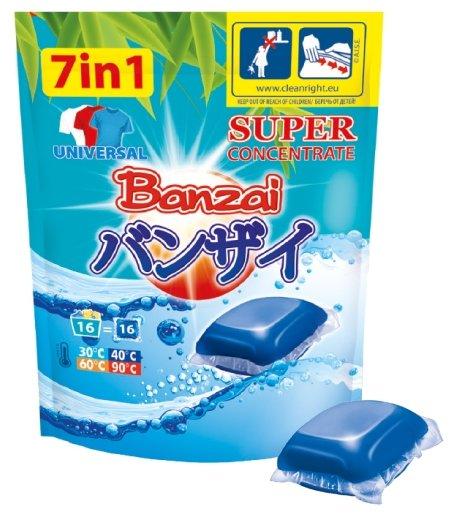 Капсулы BanzaiAzia Universal