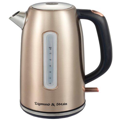 Чайник Zigmund & Shtain KE-720, бежевый zigmund