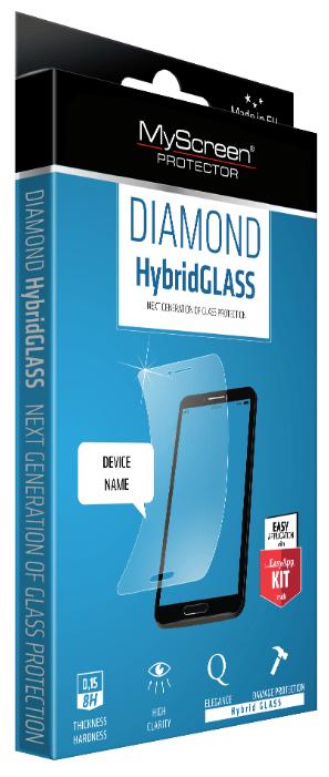 Защитное стекло Lamel MyScreen DIAMOND HybridGLASS M2827HG для Apple iPhone 7 Plus/8 Plus