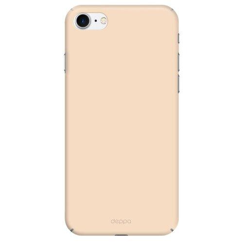 Фото - Чехол-накладка Deppa Air Case для Apple iPhone 7/iPhone 8 золотой чехол deppa air case для apple iphone x xs золотой 83322