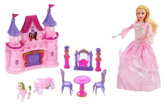 Dolly Toy кукольный домик Розовые мечты DOL0803-005