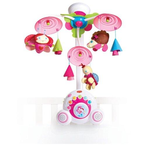 Купить Электронный мобиль Tiny Love Моя принцесса (437) белый/розовый, Мобили