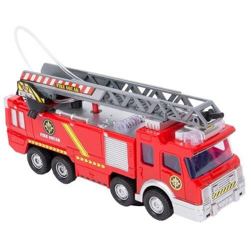 Пожарный автомобиль Zhorya ZYB-B0724 красный автомобиль zhorya в32769 красный
