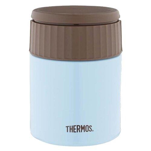 Термос для еды Thermos JBQ-400, 0.4 л синий