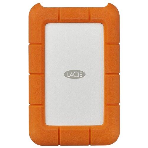 Фото - Внешний HDD Lacie Rugged USB-C 2 ТБ внешний hdd lacie rugged usb c 1tb оранжевый stfr1000800