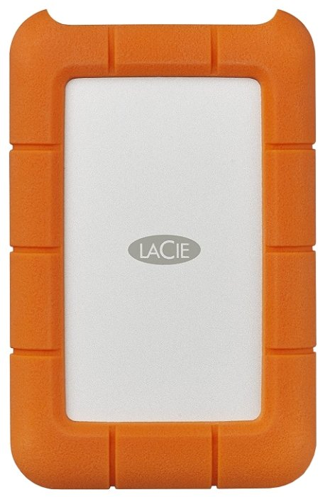 Внешний HDD Lacie Rugged USB-C 2 ТБ