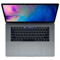 "Ноутбук Apple MacBook Pro 15 with Retina display Mid 2018 MR932RU/A Space Gray (Intel Core i7 2200 MHz/15.4""/2880x1800/16GB/256GB SSD/DVD нет/AMD Radeon Pro 555X/Wi-Fi/Bluetooth/macOS)"