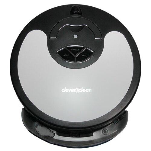 Робот-пылесос Clever & Clean Zpro-Series Z10 III LPower AQUA set серебристый/черныйРоботы-пылесосы<br>