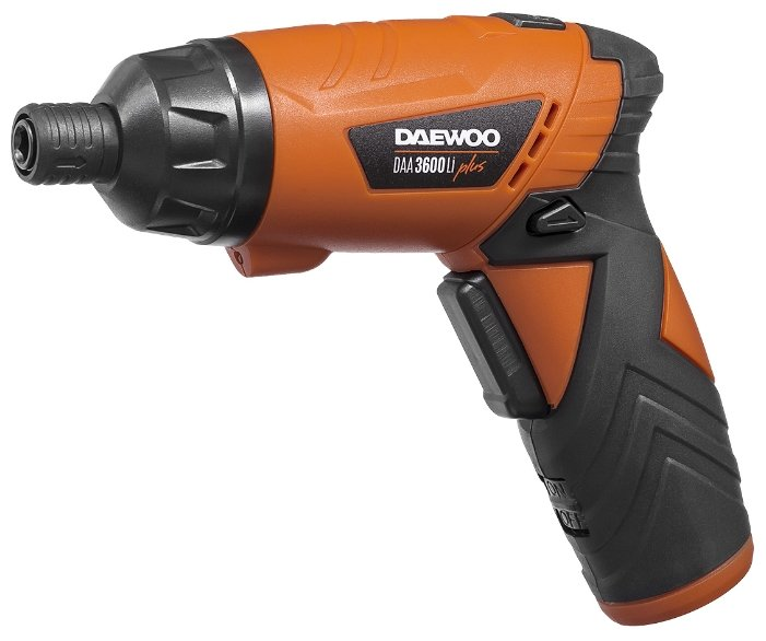 Аккумуляторная отвертка Daewoo Power Products DAA 3600Li Plus