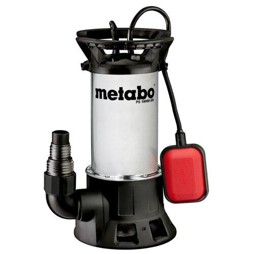 Дренажный насос Metabo PS 18000 SN цена 2017