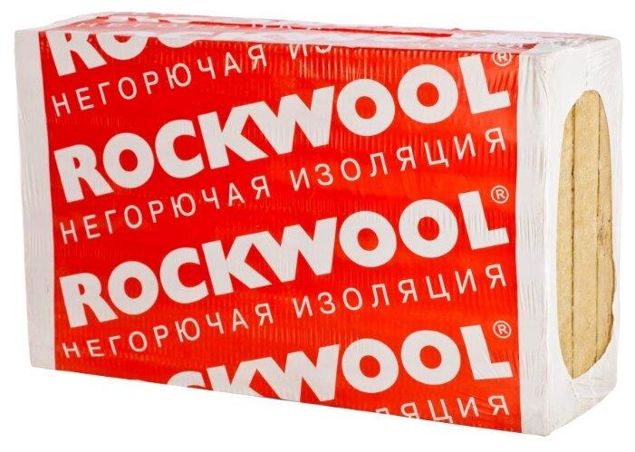 Каменная вата Rockwool Фасад Баттс Д Экстра 1200x600х220мм