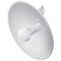 Wi-Fi мост Ubiquiti PowerBeam M5-400 25dBi белый