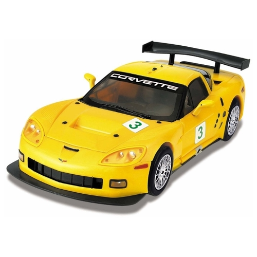 Робот-трансформер Happy Well Chevrolet Corvette CR6 52070
