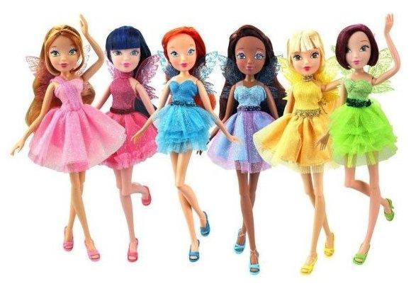 Winx Club Кукла Мода и магия - 4