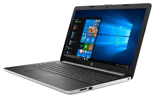 Ноутбук HP 15-db0146ur Natural Silver (4MJ44EA)