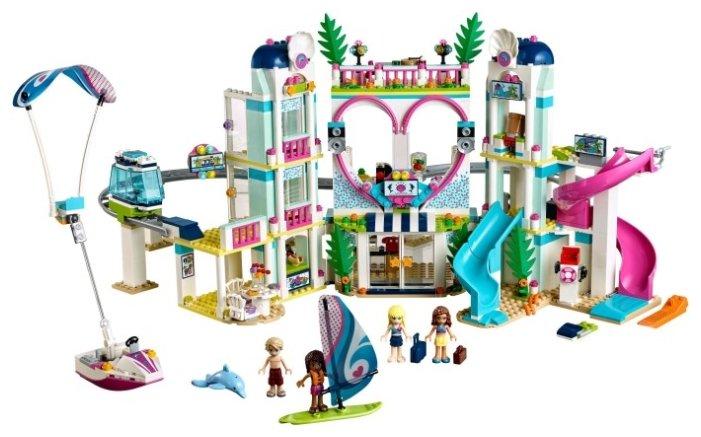 Конструктор LEGO Friends 41347 Курорт Хартлейк-Сити