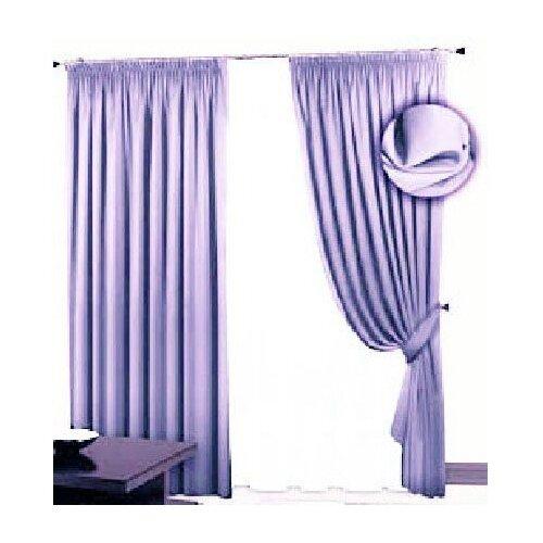 Комплект Стиль-Текстиль 107 на ленте 270 см сиреневыйШторы<br>