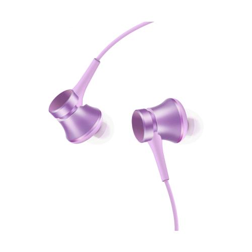 Купить Наушники Xiaomi Mi In-Ear Headphones Basic violet