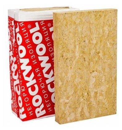 Каменная вата Rockwool Венти Баттс Н 1000x600х110мм 5 шт