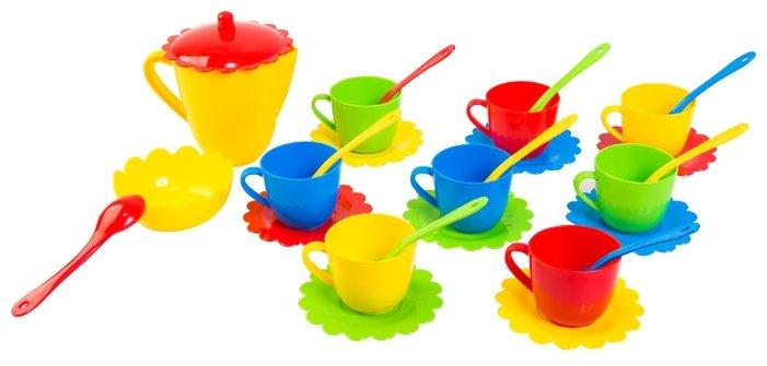 Набор посуды Тигрес Ромашка 39391