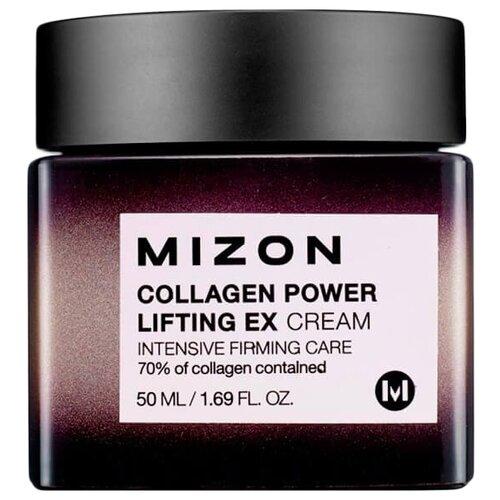 Mizon Collagen Power Lifting EX Cream Крем коллагеновый для лица, 50 мл шампунь коллагеновый kativa