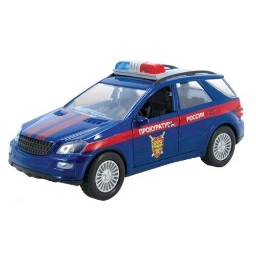 Купить Внедорожник Autotime (Autogrand) Germany Allroad Прокуратура (33855) 1:36 синий, Машинки и техника