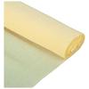 Цветная бумага крепированная в рулоне 180 г Cartotecnica Rossi, 50х250 см, 1 л.
