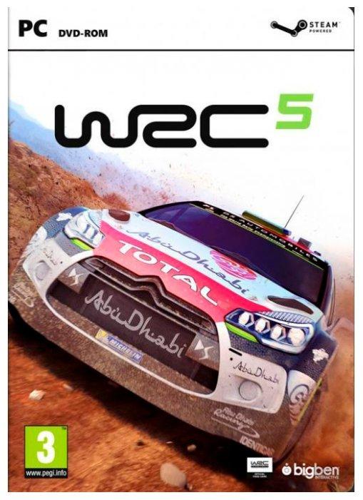 BigBen WRC 5