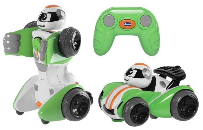 Интерактивная игрушка робот-трансформер Chicco Robochicco
