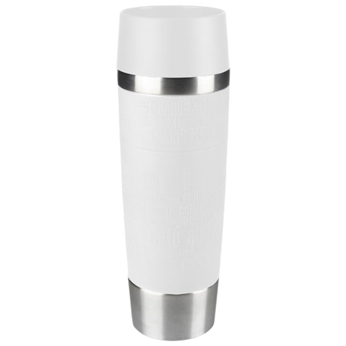 цена на Термокружка EMSA Travel Mug Grande (0,5 л) белый