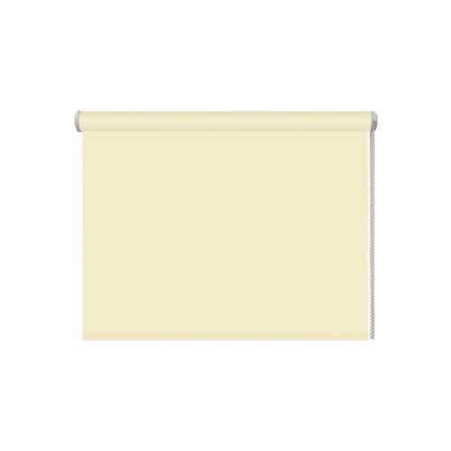 Рулонная штора DDA Универсальная однотонная (лимонный), 57х160 смРимские и рулонные шторы<br>