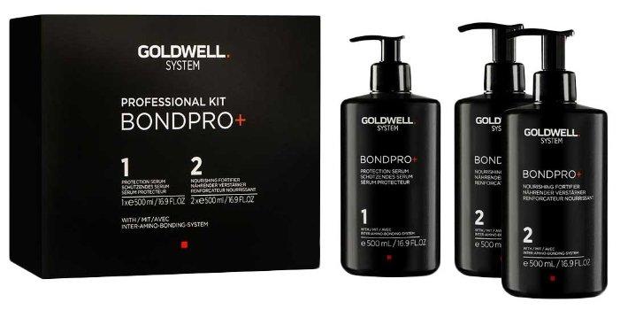 Goldwell BONDPRO+ Защитная сыворотка и питательный усилитель (профессиональный) для волос
