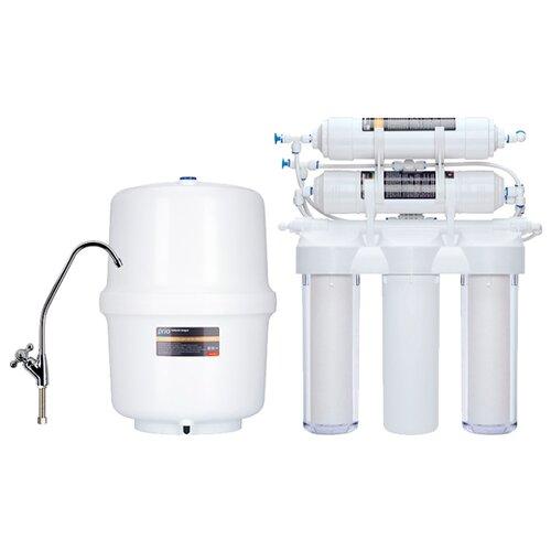 Фильтр под мойкой Prio Новая вода Praktic Osmos OU510 пятиступенчатый фильтр для воды prio новая вода expert osmos mo530