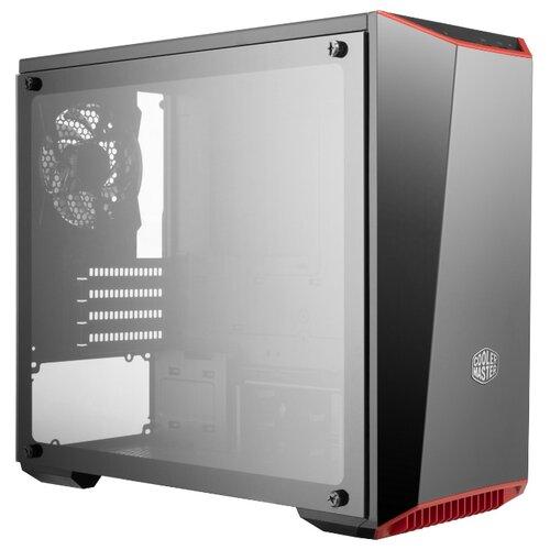 Компьютерный корпус Cooler Master MasterBox Lite 3.1 TG (MCW-L3S3-KGNN-00) w/o PSU Black корпус cooler master n200 w o psu black nse 200 kkn1