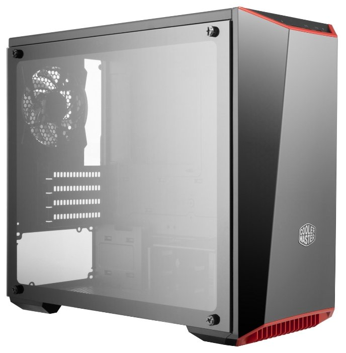 Cooler Master Компьютерный корпус Cooler Master MasterBox Lite 3.1 TG (MCW-L3S3-KGNN-00) w/o PSU Black