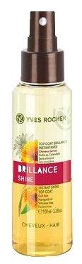 Yves Rocher Cпрей для интенсивного блеска волос с маслом календулы